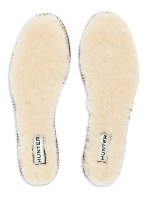 Shearling Insole by Hunter
