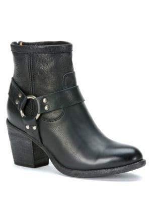 Buy Tabitha Harness Booties by Frye online