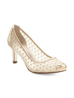 Jamie Peep Toe Heels by Adrianna Papell