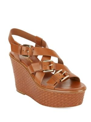 Varick Platform Sandals by Michael Kors Collection