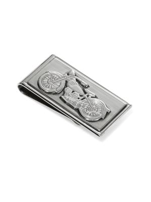 Motorcycle Money Clip by Zack