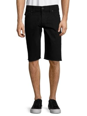Ricky Denim Cut-Off Shorts by True Religion