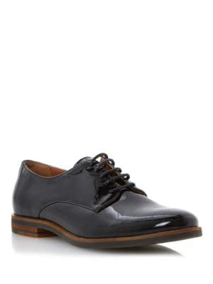 Laboux Leather Oxfords by Dune London