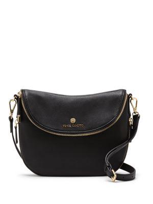 Rizo Leather Crossbody Bag 500082088949