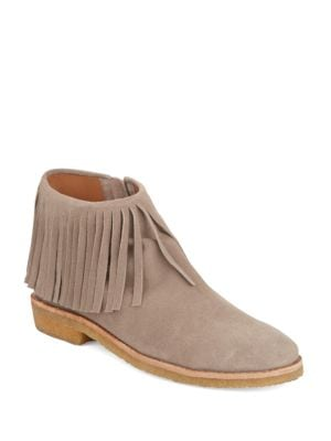 Betsie Suede Booties by Kate Spade New York
