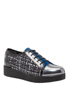 Ada Color-Blocked Sneakers by Aquatalia