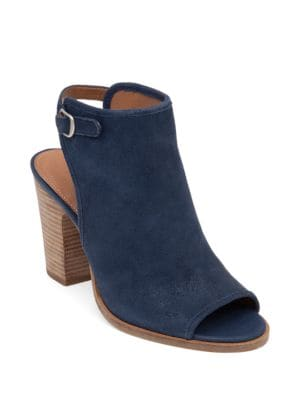 Lisza Leather Booties by Lucky Brand