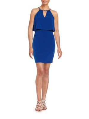 Keyhole Sheath Dress by Guess