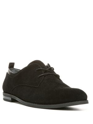 Piper Leather-Blend Oxfords by Franco Sarto