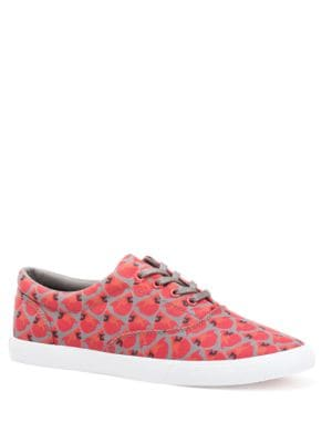 Cardinals Lace-Up Sneakers by bucketfeet