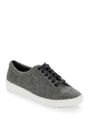 Valin Wool-Rich Sneakers by Michael Kors Collection