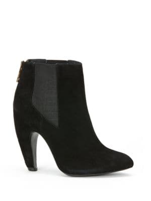 Raylee Suede Ankle Booties by Rachel Zoe