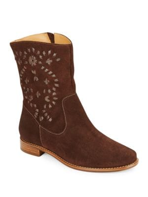 Kaitlin Suede Boots by Jack Rogers