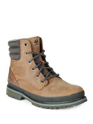 Gataga Leather Boots by Helly Hansen