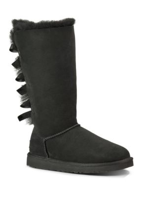 Bailey Bow Sheepskin Tall Boots by UGG