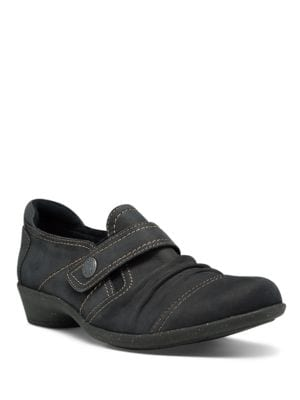 Nadine Leather Loafer by Rockport Cobb Hill