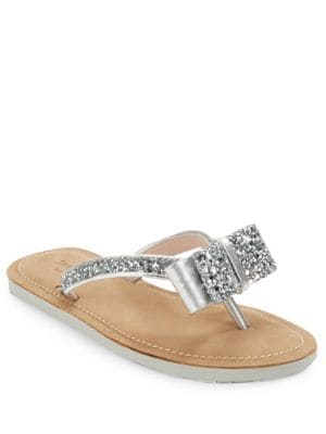 Icarda Glitter Sandals by Kate Spade New York