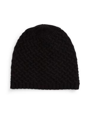 Cashmere Knit Beanie 500085357341
