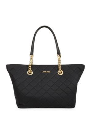 Quilted Small Satchel Tote 500085456895