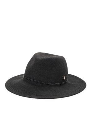 Kataka Western Fedora Wool Felt Hat by Helen Kaminski