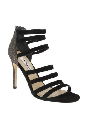 Chelise Cage Sandals by Nina