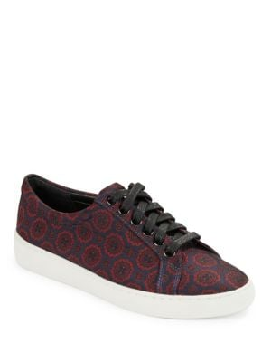 Valin Patterned Sneakers by Michael Kors Collection