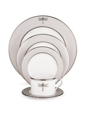 June Lane FivePiece Bone China Placesetting