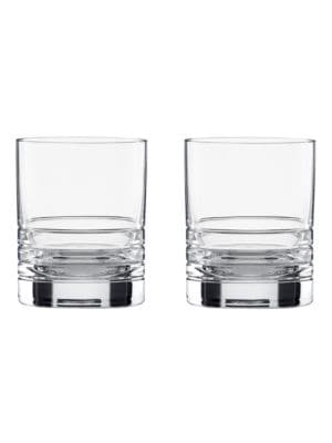 Percival Place Double Old Fashion Glasses Set of 2