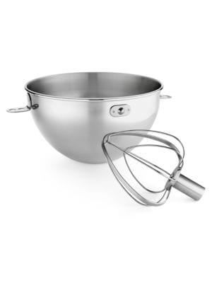 3Quart Stainless Steel Bowl and CombiWhip