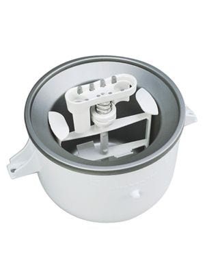 Ice Cream Maker Mixer Attachment photo