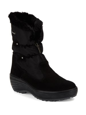 Buy Stephy Faux Fur-Lined Snowboots by Pajar online