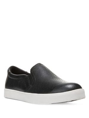 Scout Slip-on Leather Sneakers by Dr. Scholl's