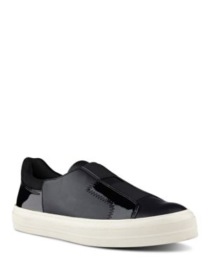 Obasi Colorblock Slip-On Sneakers 500086842444