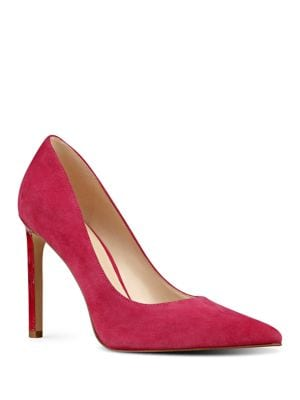 Tatiana Suede Pumps by Nine West