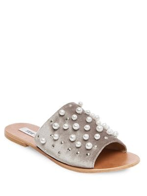 Densie-P Slide Sandals by Steve Madden