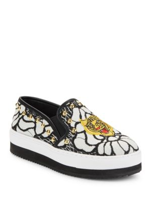 Slick-P Slip-On Platform Sneakers 500086849855