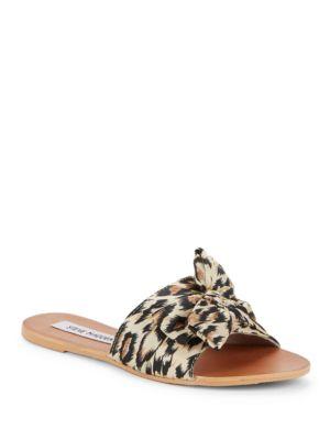 Slip-On Flat Sandals by Steve Madden