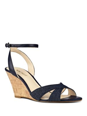 Kami Wedge Sandals by Nine West