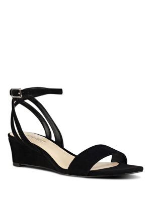 Lewer Wedge Sandals by Nine West