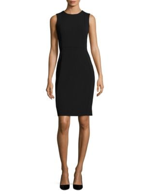 Sleeveless Sheath Dress by Calvin Klein