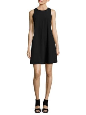 Crepe Trapeze Dress by Lauren Ralph Lauren