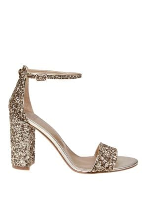 Zoelle Ankle Strap Sandals by Belle Badgley Mischka