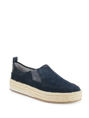 Garance Leather Slip-Ons by Ed Ellen Degeneres