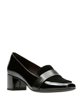 Tealia Combo Loafers by Clarks