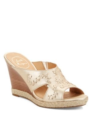 Sophia Wedge Sandals by Jack Rogers