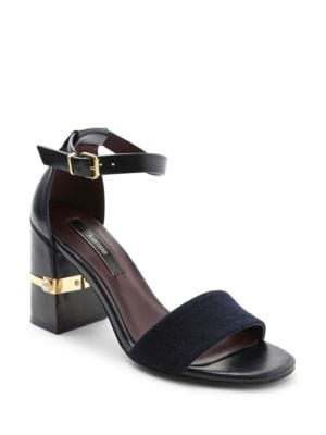 Saleema Block Heel Sandals by Kensie