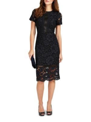 Darena Lace Dress by Phase Eight