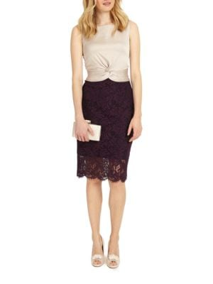 Coralie Lace Dress by Phase Eight