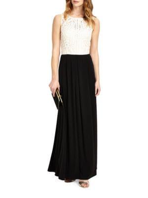 Bondia Two-Tone Gown by Phase Eight