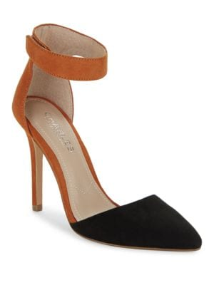 Pointer Point Toe d'Orsay Pumps by Charles by Charles David